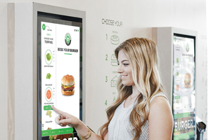 Picture for category Interactive Digital Signage