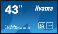 Picture of IIYAMA LH4340UHS-B1