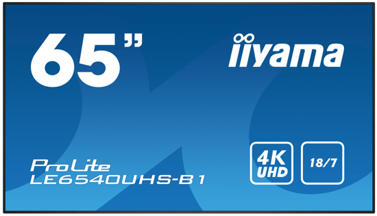 Picture of IIYAMA LE6540UHS-B1