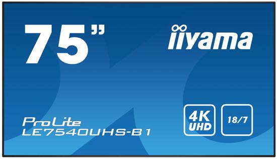 Picture of IIYAMA LE7540UHS-B1