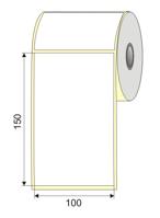 "Picture of Nalepnica papir bela 100x150 1"""