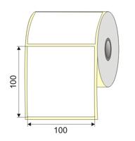 "Picture of Nalepnica papir bela 100x100 1"""