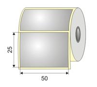 "Picture of Nalepnica PVC silverVoid 50x25 1"""