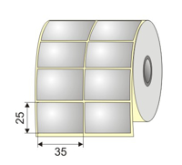 "Picture of Nalepnica PVC silverVoid 35x25 1"""