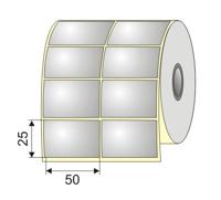 "Picture of Nalepnica PVC silverVoid 50x25 3"""