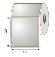 "Picture of Nalepnica PVC silverVoid 100x130 1"""