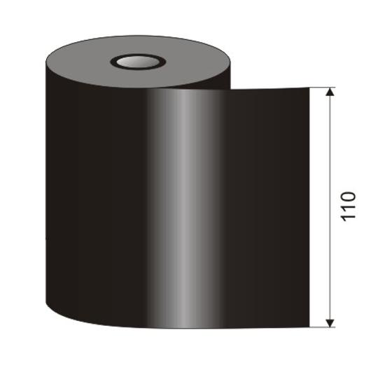 "Picture of Ribon Carbon 110mmx300m 1"" Spolja"