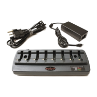 Picture of 8-Slot Charger Honeywell Voyager 1602g