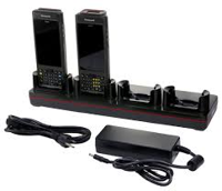 Picture of Four dock charger Honeywell Dolphin CN80