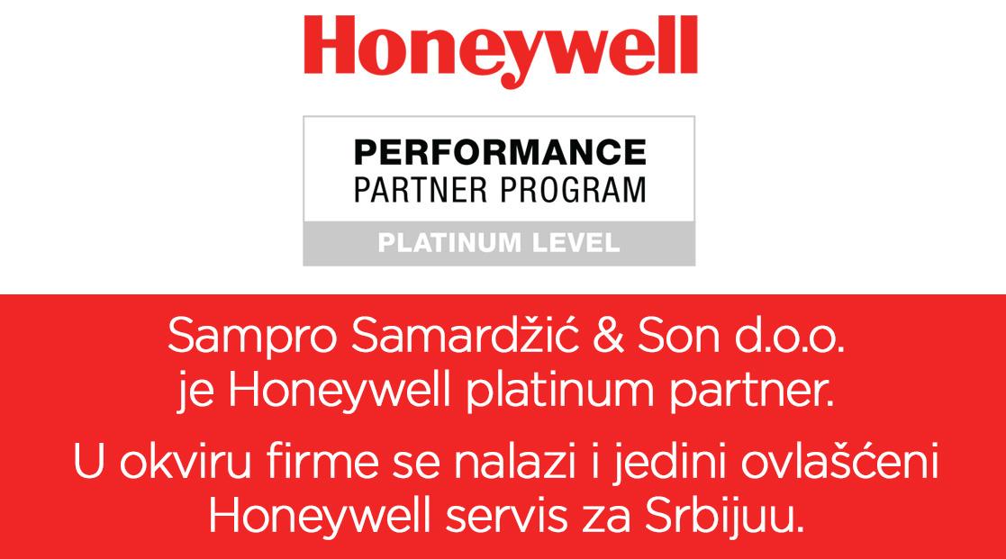 Honeywell partner program