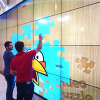 Picture of Interactive Digital Signage