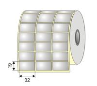 "Picture of Nalepnica PVC silverVoid 32x19 1"""